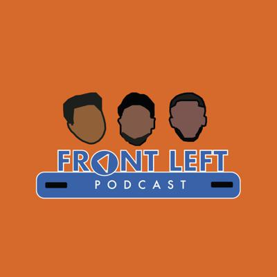 """FrontLeft Podcast is a society, culture & lifestyle podcast, bringing flavour & fun to your ears. The podcast hosts consist of three upbeat men from Liverpool; (Teza aka """"Tezskii"""", Trey aka """" Trigga""""& Josh aka """"Josh LFTS"""") who regularly diverge into a range of topics across the social spectrum. You know what it is, Front Left Podcast, Front Left of all conversations, the streets have been waiting & we have answered.@tezskii @josh_lfts @treylvp@frontleftpodcast"""