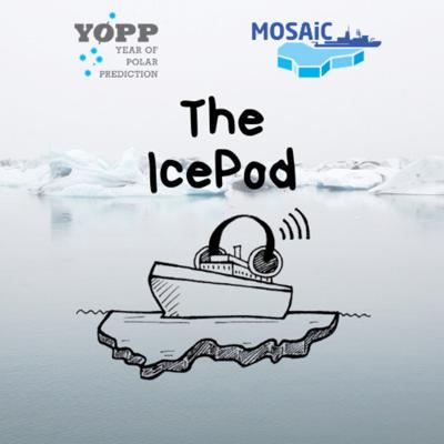 The IcePod is the podcast about polar science and the people. We'll talk to scientists who went on board Polarstern, the German research icebreaker, for the biggest research expedition in the Arctic. The IcePod is the official podcast of the Year of Polar Prediction www.polarprediction.com