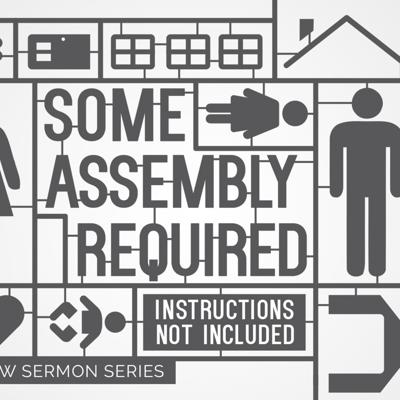 Cover art for Some Assembly Required Week 1