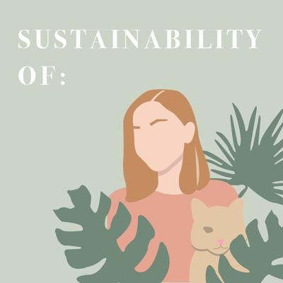 Amelia's podcast is your one-stop-shop to everything sustainability-related. She is currently at Santa Clara University studying environmental studies and business. Each episode culminates hours of research on the