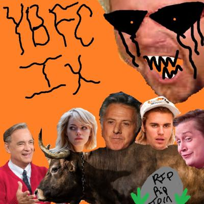 Cover art for YBFC s01e09 - Halloween 1985 x The Doom Beneath the Skin x RIP Weenies