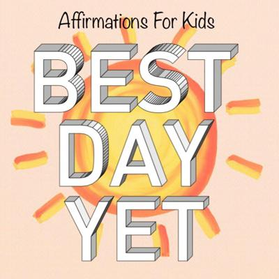 What if we could teach our kids to get in the habit of talking to themselves in a way that's kind, reassuring, and motivating while they're still young?Best Day Yet Podcast guides kids on affirmation adventures, while learning meditation strategies, growth mindset skills, and positive self talk tools. We make it fun for kids by meeting animals all around the world, but the skills we teach will help kids boost confidence, achieve their goals, and get through challenging times. Best Day Yet is proud to be a member of Kids Listen, a grassroots organization of advocates for high-quality audio content for children.