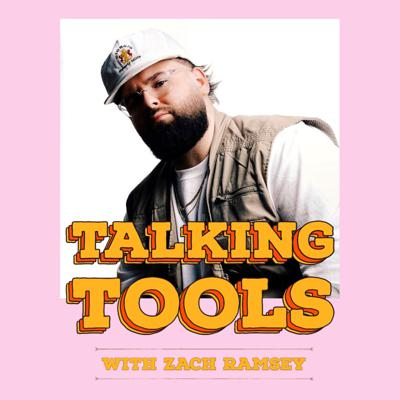 Cover art for Talking Tools  - Zach Ramsey
