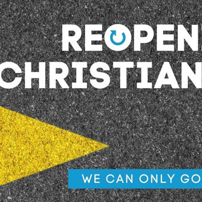 Cover art for 14th June | Reopening Christianity Week 4