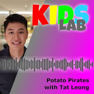 Cover art for Potato Pirates with Tat Leong