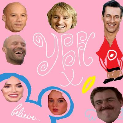 Cover art for YBFC s01e10 - I Am Become the Trapper x Jon Hamm Loves Target x Vin Diesel's Rules to Surviving Seventh Grade