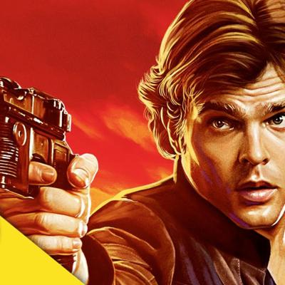 Cover art for Solo: A Star Wars Story