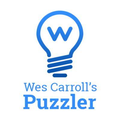 Wes Carroll's Puzzler