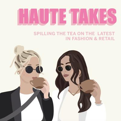 Haute Takes Pod is a weekly fashion podcast co-hosted by Jules Seelig and Madi Kahn, two New York natives trying to navigate the fashion industry's twists and turns. As recent college grads, with impressive resumes, the gals thought they had it all figured out when they landed positions at Macy's Corporate. Little did they know 2020 was #canceled, the fashion industry would go through upheaval, and, well, they were F*&#$%. Used to turning to fashion as a way to deal with their emotions--I mean what heals better than a new pair of heels--the two took to...podcasting? But seriously, the coworkers turned bffs hope #HauteTakesPod will be a place they can talk candidly about their experiences, connect with those going through similar struggles, and learn from and inspire their listeners. Follow them on Instagram @hautetakespod, and get involved by DMing your #HauteTakes. Email them at julesandmadi@hautetakespod.com. Also, shout out to @_bdesigns for designing their graphics and @keyonmusic for their intro tune.