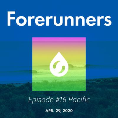 Cover art for Episode #16 Pacific