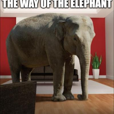 Cover art for The Way of the Elephant (New Year Edition)
