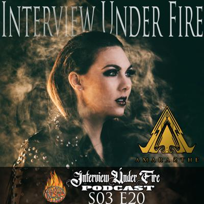 Cover art for S.03 E.20 – Elize Ryd of Amaranthe
