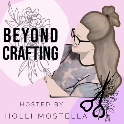 Let's take a look at behind the life of a crafter. The ups and downs, and the journey in the lives of many. You guys knows me as Holli Mostella, Content Creator. With this platform, I want to show you what it's like behind the craft room doors. To bring in people that inspire me, and to have a place where my voice can be heard.