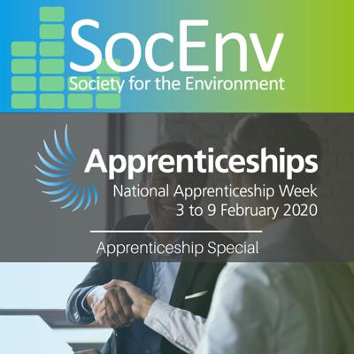 Cover art for National Apprenticeship Week Special