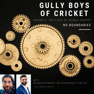 Cover art for An opportunity for ICC to unite cricket community, #ShareTheTrophy