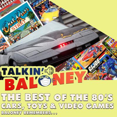 Cover art for Best of the 80's - Cars, Toys & Video Games - with Dennis Grant