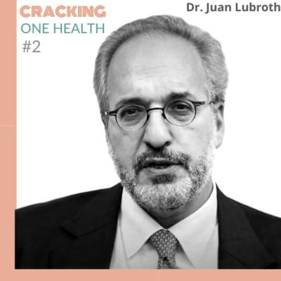 Cover art for #2: Dr. Juan Lubroth