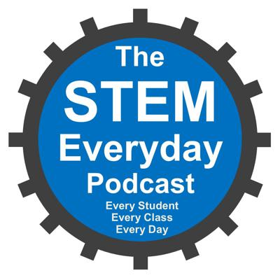 Cover art for STEM Everyday: #165 | Seeing Kids Greatness and Using It In Class | feat. Andre Daughty and Jorge Valenzuela