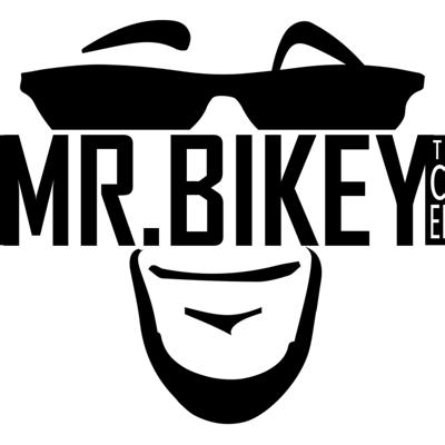 Cover art for The Mr. Bikey Talk Show