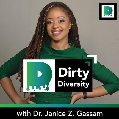 Dirty Diversity is a podcast hosted by Janice Z. Gassam on all things diversity, equity, and inclusion in and out of the workplace.