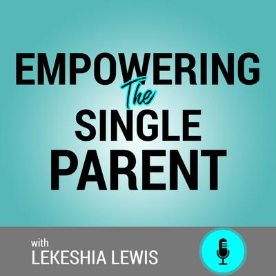 There are single parents around the world that feel alone and overwhelmed with their tasks as parents. This podcast was created to form a sense of camaraderie for you, the single parent, because you are not alone -even though it may seem like it more often than not.  The content is meant to assist you in becoming a stronger, happier you by providing advice, methods and real-life examples that will relieve some of the pressure you may be feeling.  A happy parent is a better parent.The circumstances that made you a single parent no longer matter.  We are family either online or in your local community.