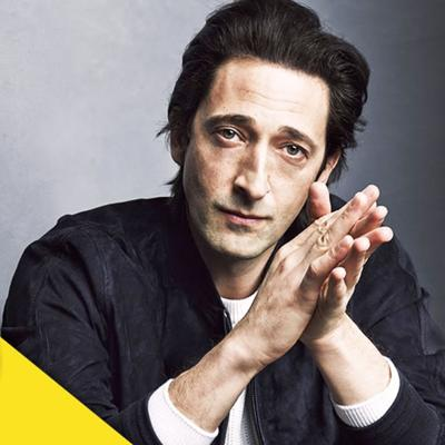 Cover art for Adrien Brody
