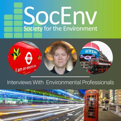 Cover art for An Interview with Finn Coyle CEng CEnv