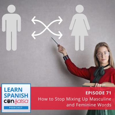 Cover art for How to Stop Mixing Up Masculine and Feminine Words ⏵71