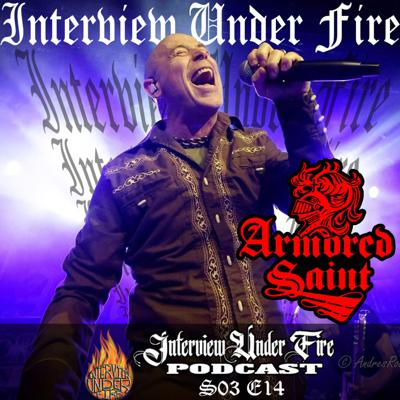 Cover art for S.03 E.14 – John Bush of Armored Saint