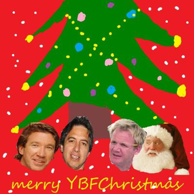 Cover art for YBFChristmas Special - 2AM Christmas x Kitchen Nightmares Celebrity Edition 2