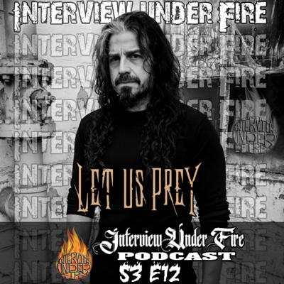 Cover art for S.03 E.12 – Marc Lopes of Let Us Prey