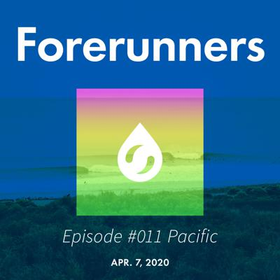 Cover art for Episode #11 Pacific