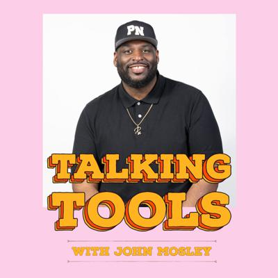 Cover art for Talking Tools - John Mosley