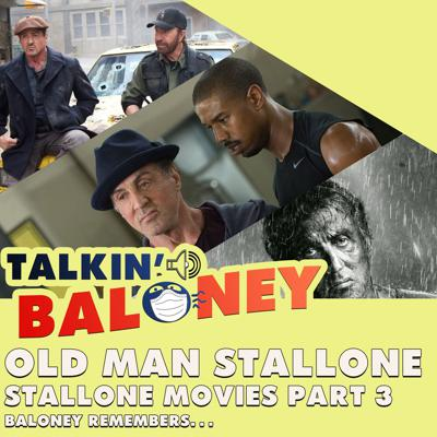 Cover art for Old Man Stallone - Sly's Movies Part 3 - plus Ty Bowie's Big Announcement!