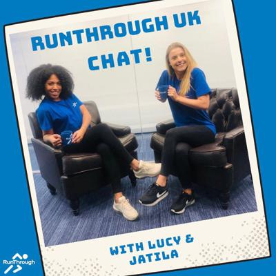 Jatila & Lucy talk all things running on our regular RunThrough Chat. With topics from mental health, runner tips and much more. They also celebrate all your weekly RunThrough runs! #RunThroughUK @RunThroughUK @RunThroughKit