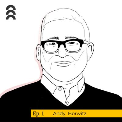"""Cover art for Andy Horwitz : """"Don't wait for money and don't wait for permission"""""""