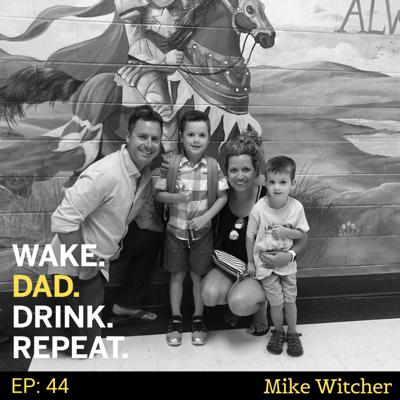 Cover art for Mike Witcher - Predicting Weather, Brewing Beers, and Parenting