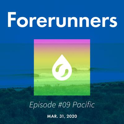 Cover art for Episode #09 Pacific