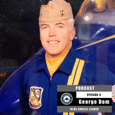 Cover art for Blue Angels Leader, George Dom (1997 - 1998)