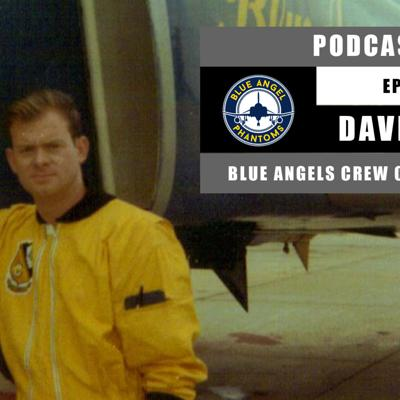 Cover art for Blue Angels Crew Chief, David Kent