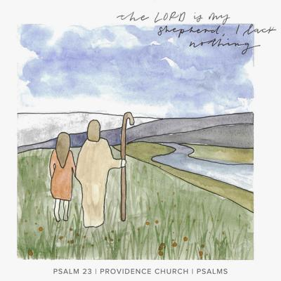 Cover art for Psalm 23