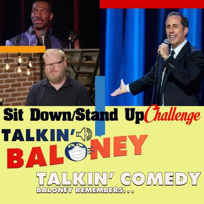 Cover art for Stand Up Comedy Special - Our favorites PLUS Jim Deezy answers the Sit Down/Stand Up Challenge!