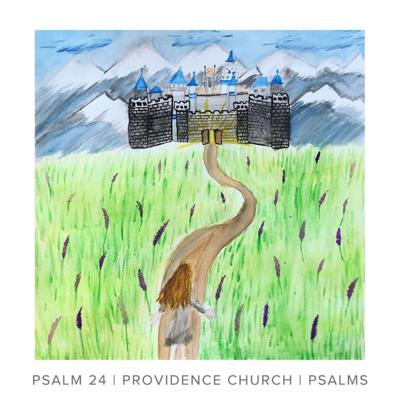 Cover art for Psalm 24