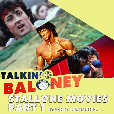 Cover art for Talkin' Stallone Movies Part 1