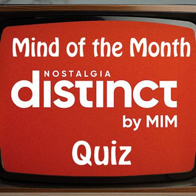 Cover art for Distinct Nostalgia Mind of the Month Quiz  Series 4, Ep 1 - London's Burning