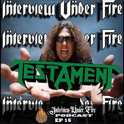 Cover art for S.01 E.16 - Chuck Billy of Testament