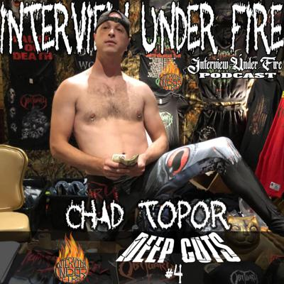 Cover art for Deep Cuts E.04 – Interview with Chad Topor