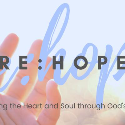 Cover art for Re: Hope, Week 1