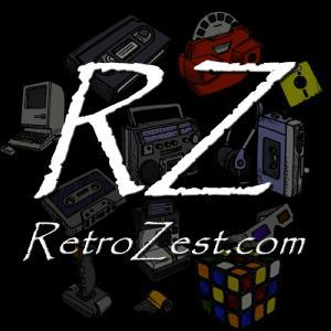 Cover art for The Retrozest Podcast