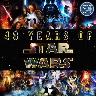 Cover art for 057 - 43 Years of Star Wars
